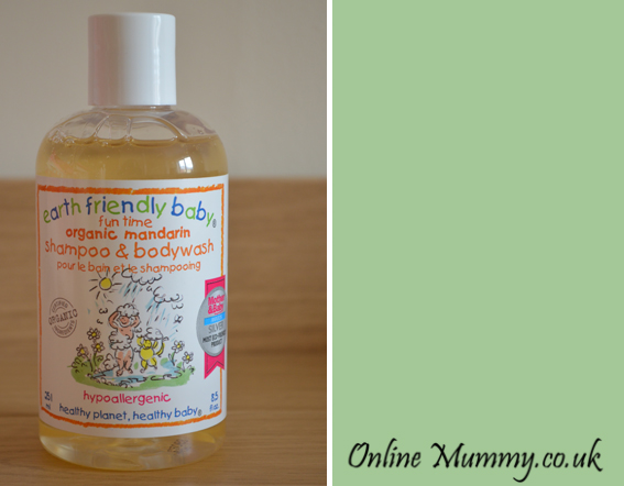 Online Mummy Shampoo and Bodywash Best For Baby: Earth Friendly Baby reviews organic earth friendly baby best for baby baby products baby blog